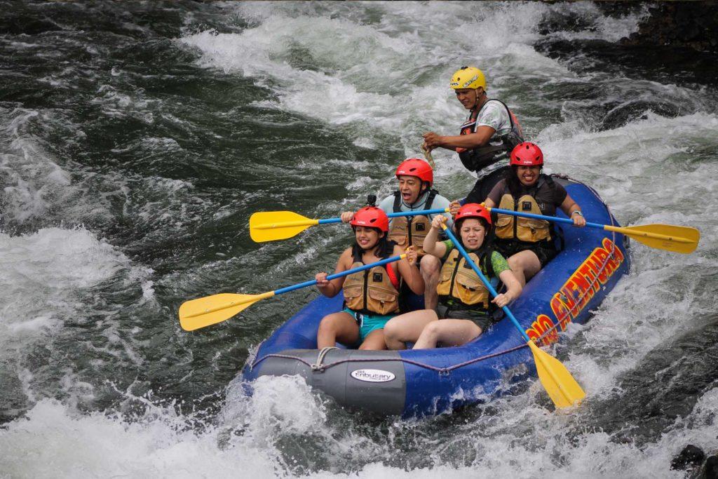 descenso de rio en jalcomulco tambien conocido como rafting